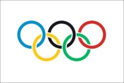 Pod olympijskými kruhy